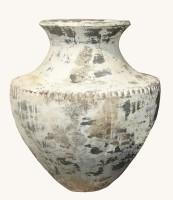 Stone cast pots