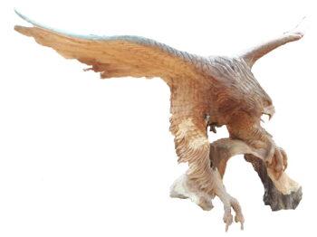 Eagle statue XXL